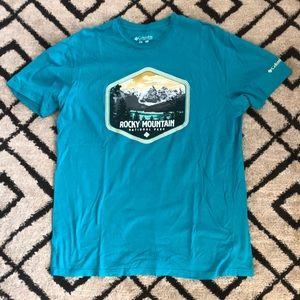 Columbia Rocky Mountain T-Shirt